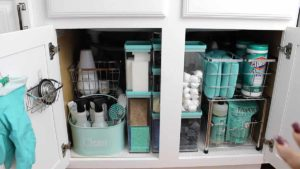 best way to organize kitchen cabinets and drawers
