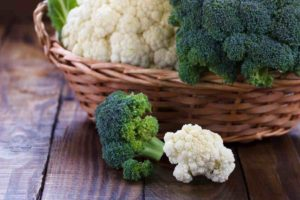 How to store broccoli and cauliflower