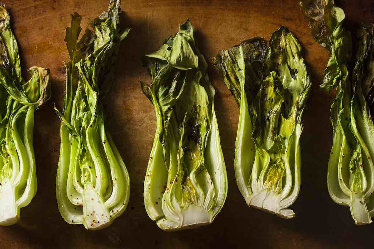 how to use bok choy in recipes