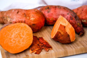 Best way to store sweet potatoes