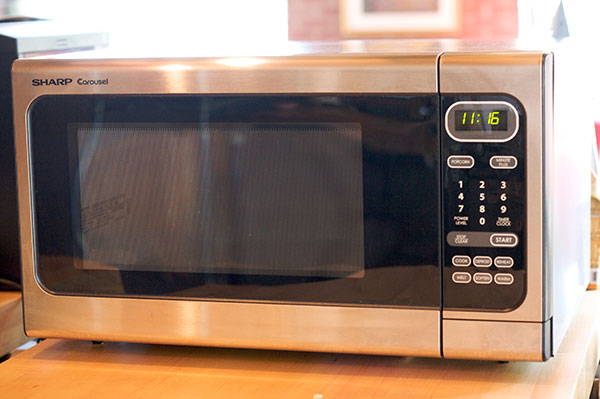 What to look for when buying a microwave